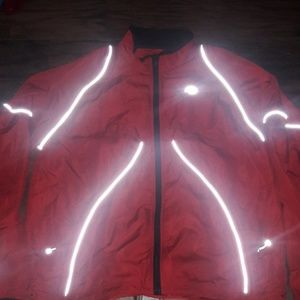 Mens sz XL Brooks lightbweight athletic jacket